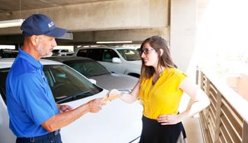UA PTS : Parking & Permits